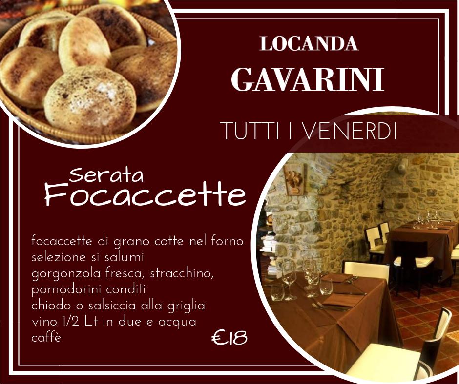 POST FB SERATA FOCACCETTE LOCANDA GAVARINI